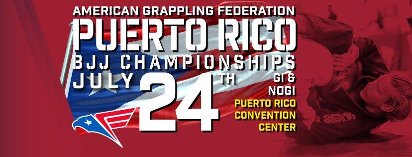 2021 Puerto Rico BJJ Championships