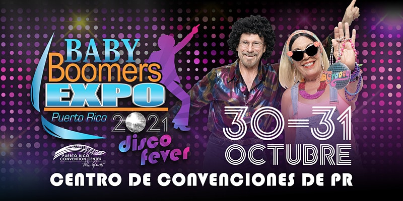Baby Boomers EXPO 2021